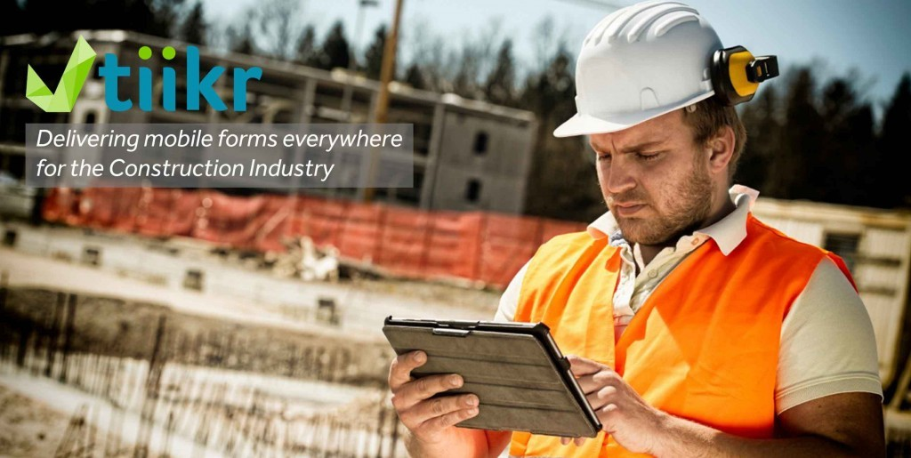 delivering mobile forms everywhere for the construction industry