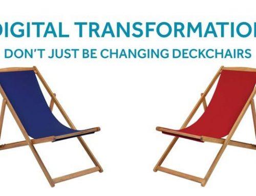 Achieving Digital Transformation