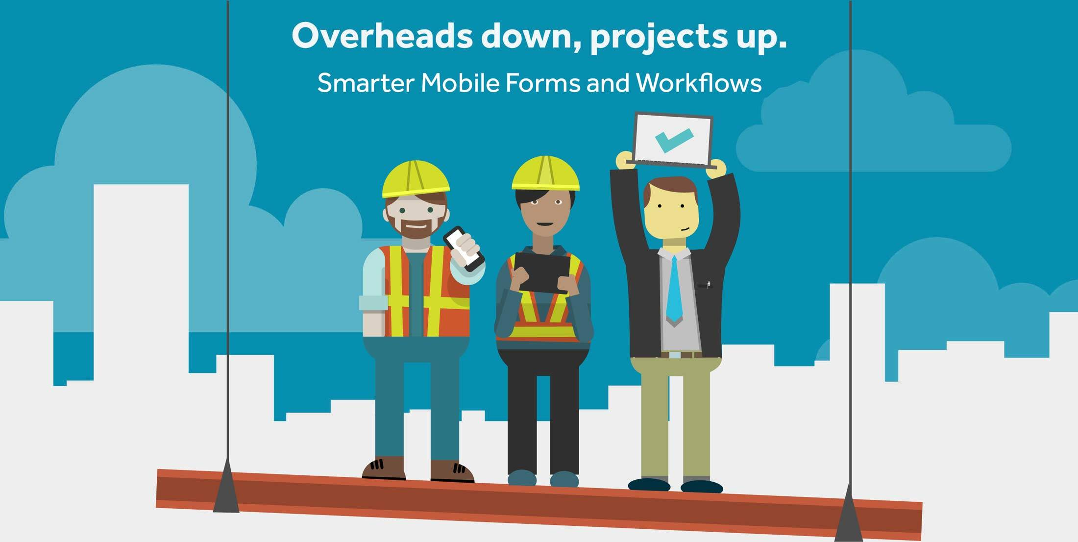 smarter Mobile forms and Workflows