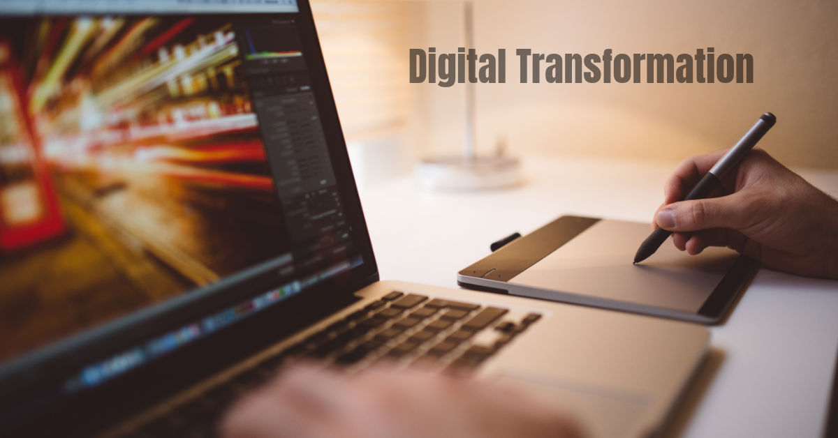 Digital transformation in Australia